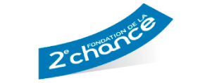 Logo Fondation 2ème Chance