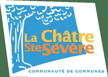 logo de la Communauté de Communes de la Châtre Sainte Sévère