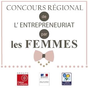 logo de l'entrepreneuriat féminin