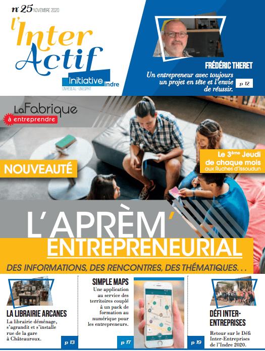 INTER ACTIF : Sortie du magazine #25