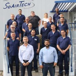 SoAirtech Pierrick James et Thierry Depond